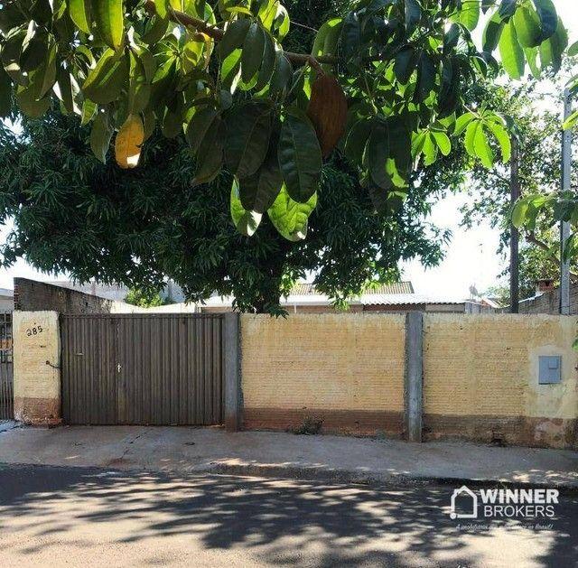 Casa com 2 dormitórios à venda, 70 m² por R$ 130.000,00 - Parque Residencial Bom Pastor -