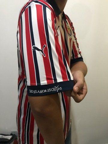 Camisa Chivas Guadalajara XL - GG - Foto 4