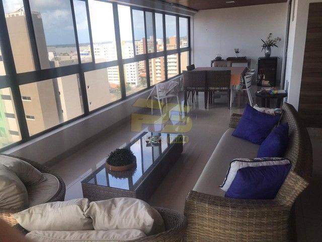 Apartamento à venda com 4 dormitórios em Cabo branco, João pessoa cod:psp556 - Foto 7
