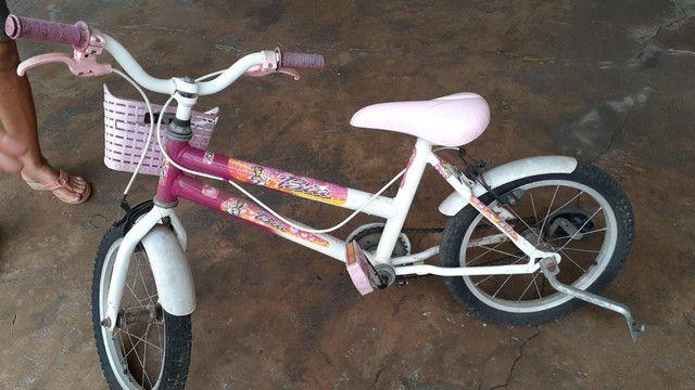 Bike infantil feminina só pra Arapiraca