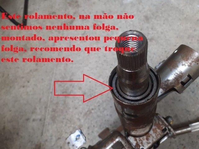 Coluna de direção escamoteável Sandero / Logan - Foto 6