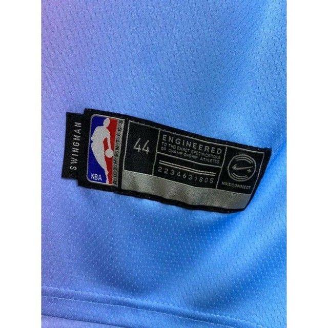 Camisa NBA Miami - Bordada - Foto 4