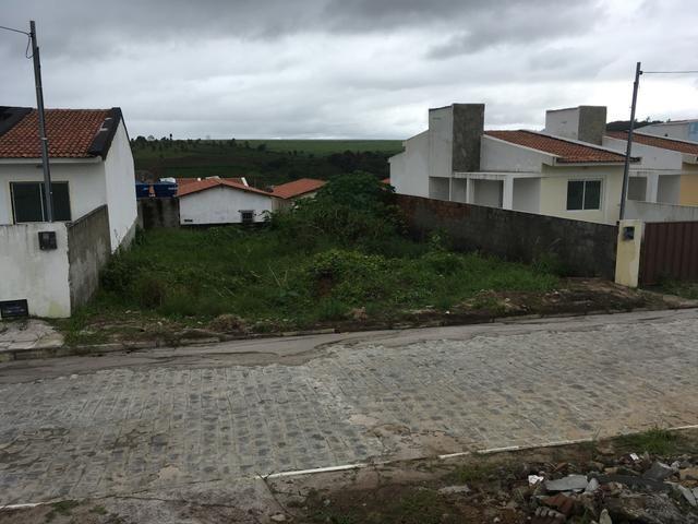Terreno em Alhandra-PB - 12m x 25m