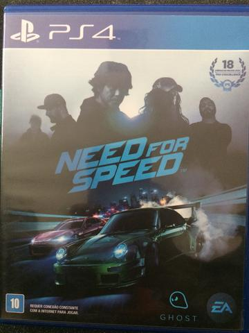 Need for speed-ps4