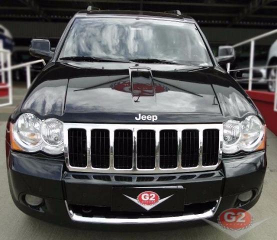 Jeep Grand Cherokee 2008/2009 3.0 Limited 4x4 V6 24v Turbo