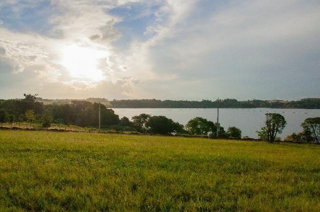 Casa no Lago! Terreno na Barragem de Ernestina é no Sunset Village - Foto 15