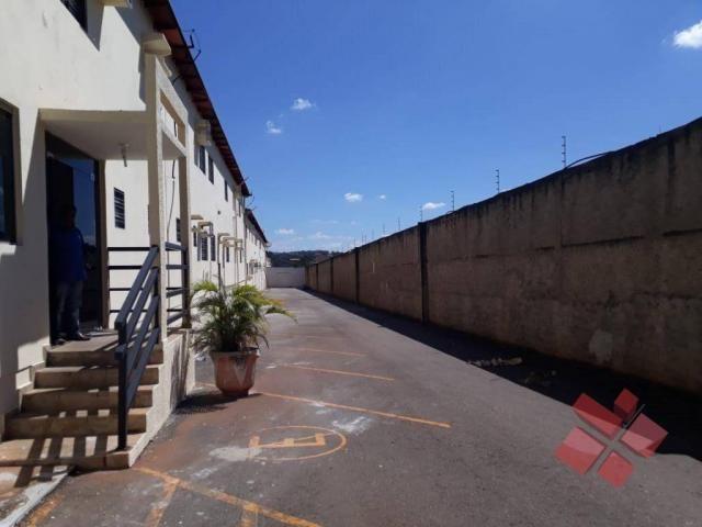 Galpão Comercial para Alugar, Área 6.400 m², Setor Santos Dumont, com , Goiânia. - Foto 4