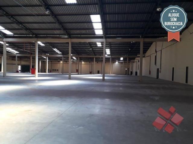 Galpão Comercial para Alugar, Área 6.400 m², Setor Santos Dumont, com , Goiânia.