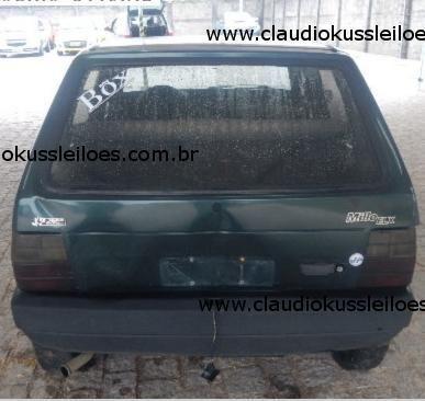 Uno 1.0 4 portas 1991 a 2001 Sucata Em Peças e Acessorios - Foto 2