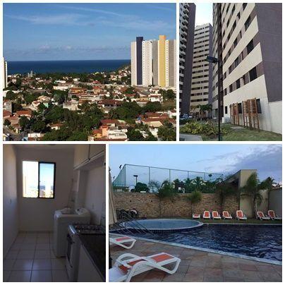 Apartamento Mobiliado em Ponta Negra