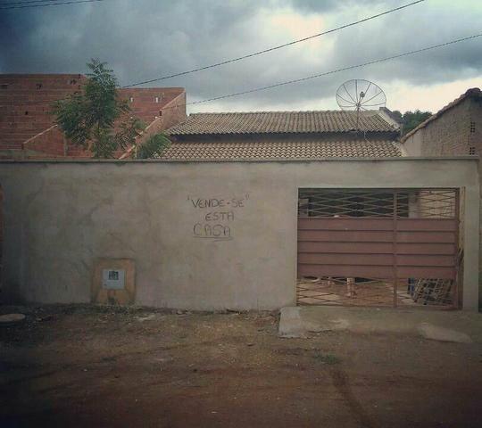 Casa barata Santa fé 2 baixo preço