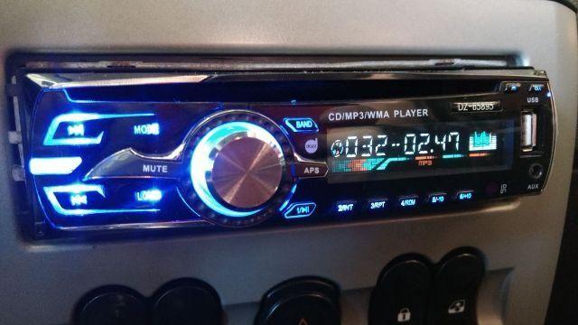 Rádio Usb/CDmp3/AUX/SD