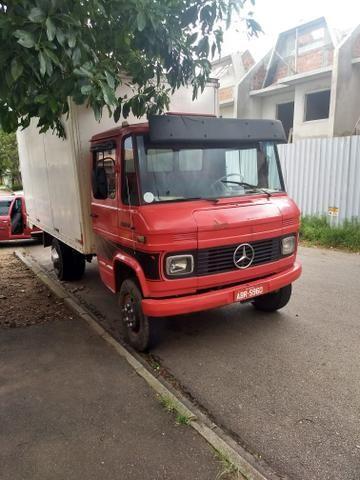 Mercedes 608b