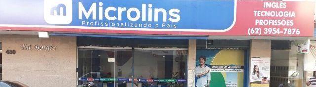 Franquia da Microlins