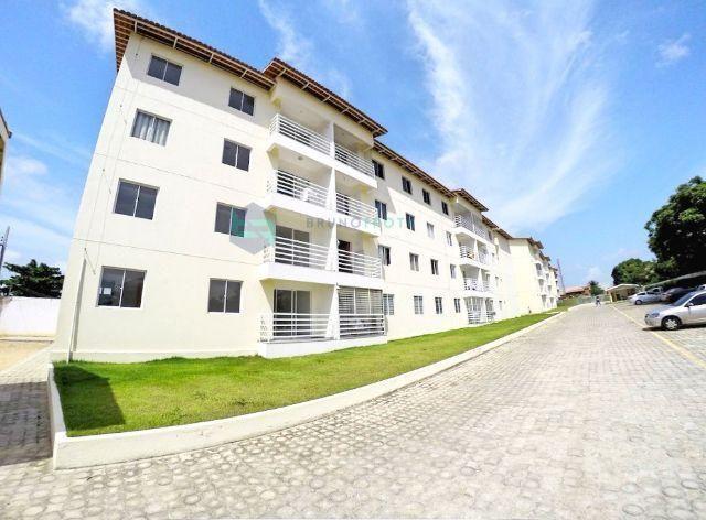 Apartamento novo para locaçao 3 quartos, 2 vagas, Por trás do Shopping e CE-040
