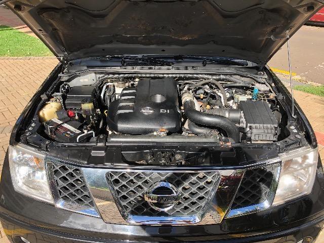 Nissan Frontier 2.5 LE 4x4 Automática Impecável - Foto 14