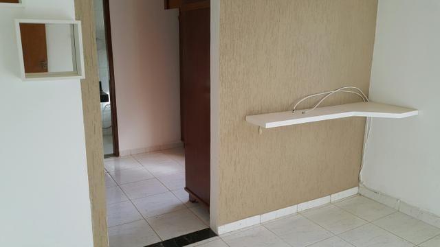 Casa 3quartos 2 suites laje lote 450m2 rua 06 Vicente Pires condomínio fechado - Foto 8