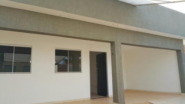 Casa 3quartos 2 suites laje lote 450m2 rua 06 Vicente Pires condomínio fechado - Foto 4