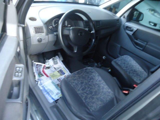 Gm - Chevrolet Meriva 1.8 2004 Cinza completa estudo troca e financio - 2004 - Foto 8