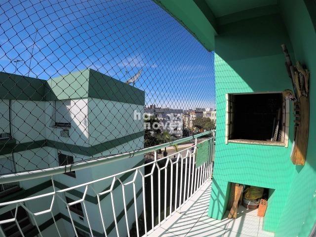 Apto 2 Dormitórios, Sacada com Churrasqueira no Centro de Santa Maria - Foto 3