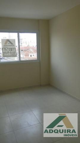 Apartamento  com 1 quarto no Edificio Vernon - Bairro Centro em Ponta Grossa - Foto 7