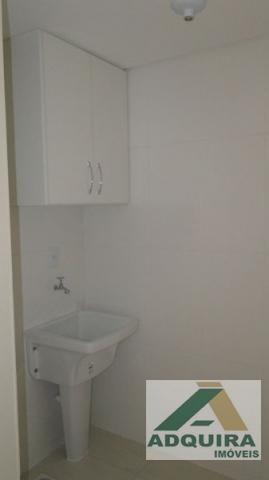 Apartamento  com 1 quarto no Edificio Vernon - Bairro Centro em Ponta Grossa - Foto 5