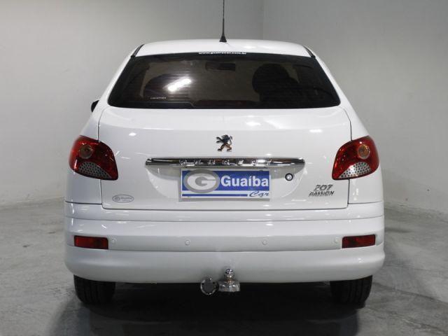 207 Sedan Passion XR 1.4 Flex 8V 4p - Foto 9