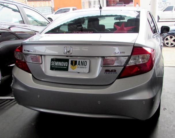 Honda Civic  Sedan LXR 2.0 Flexone 16V Aut. 4p FLEX AUTOMÁT - Foto 6