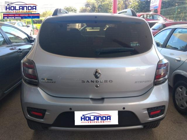 RENAULT SANDERO 2015/2016 1.6 STEPWAY 8V FLEX 4P MANUAL - Foto 5