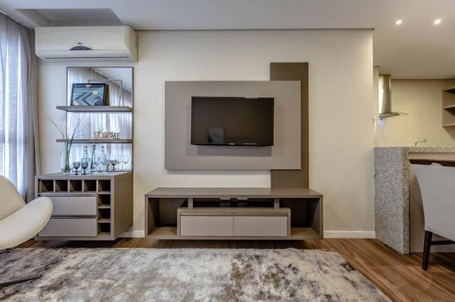 Apartamento finamente mobiliado em Piçarras - SC - Foto 13