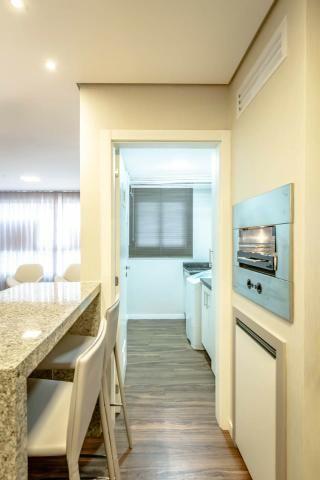 Apartamento finamente mobiliado em Piçarras - SC - Foto 9