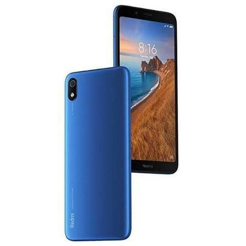Xiaomi Redmi 7A - 2GB Ram Dual 16GB Azul ou Preto