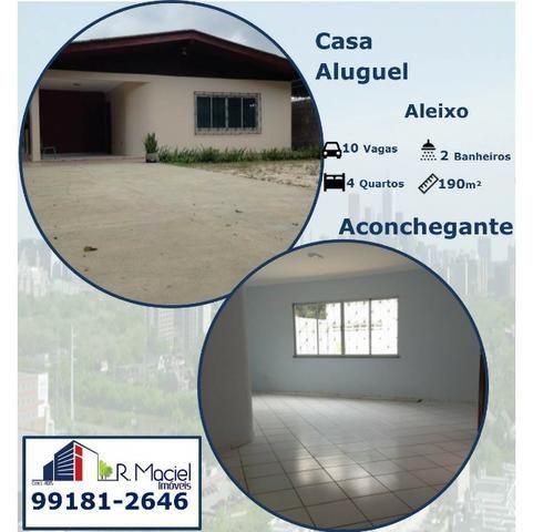 Casa no Aleixo, com 4 quartos, terreno 20x40 Grande, Boa pra Empresa - Foto 11