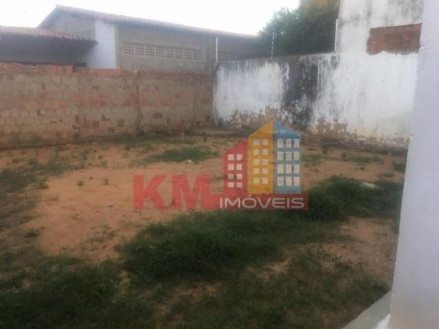 Vende-se ou aluga-se casa no Santa Delmira próx à delegacia - KM IMÓVEIS - Foto 11