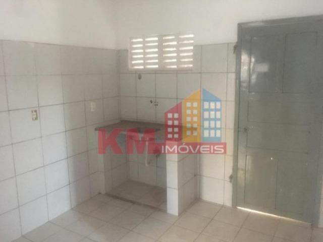 Vende-se ou aluga-se casa no Santa Delmira próx à delegacia - KM IMÓVEIS - Foto 9