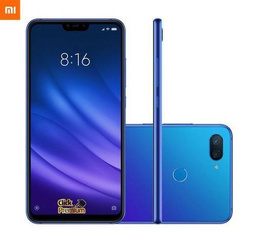 KIT Xiaomi Mi 8 Lite - 64 GB / 4 GB+ Fone + Capinha+ Película- 7 Brindes- Câmeras Iphone - Foto 6