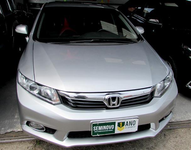Honda Civic  Sedan LXR 2.0 Flexone 16V Aut. 4p FLEX AUTOMÁT