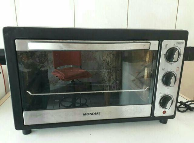 Vendo forno elétrico da mondial - aproveite a oportunidade! - Foto 2