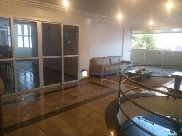 Apartamento com 4 dormitórios à venda, 261 m² por R$ 850.000,00 - Setor Oeste - Goiânia/GO - Foto 18