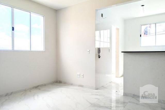 Apartamento à venda com 3 dormitórios em Alto caiçaras, Belo horizonte cod:259021 - Foto 3
