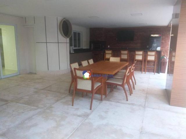 Apartamento com 4 dormitórios à venda, 261 m² por R$ 850.000,00 - Setor Oeste - Goiânia/GO - Foto 5