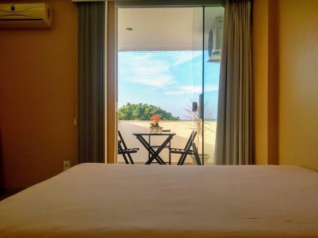 Alugo Lindo Apartamento Mobiliado com 4 Quartos e Suite em Aleixo - Foto 2
