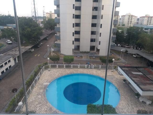 Alugo Lindo Apartamento Mobiliado com 4 Quartos e Suite em Aleixo - Foto 16