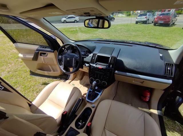 Land Rover Freelander2 SE 4x4 Suv ótimo estado! Pneus novos! Lacrada sem detalhes! - Foto 14