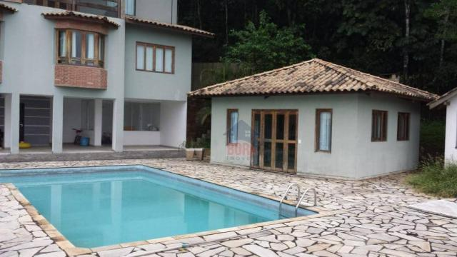 Casa residencial à venda, Condomínio Alpes da Cantareira, Mairiporã.