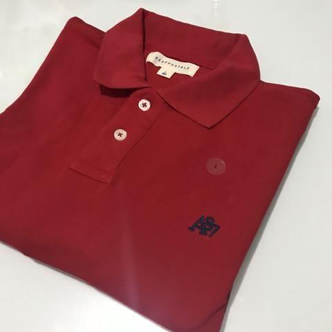 Camisa POLO masculina - Roupas e calçados - Altiplano Cabo Branco ... e611c713e2504