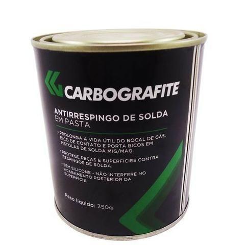 Anti Respingo em Pasta 350 gr - Carbografite