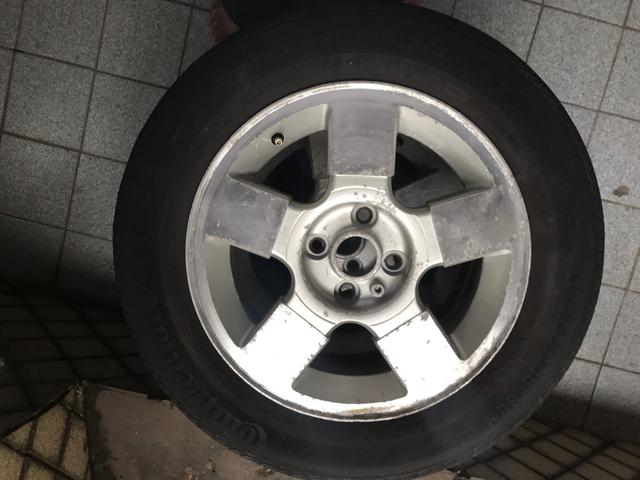 Rodas VW Gol GIII