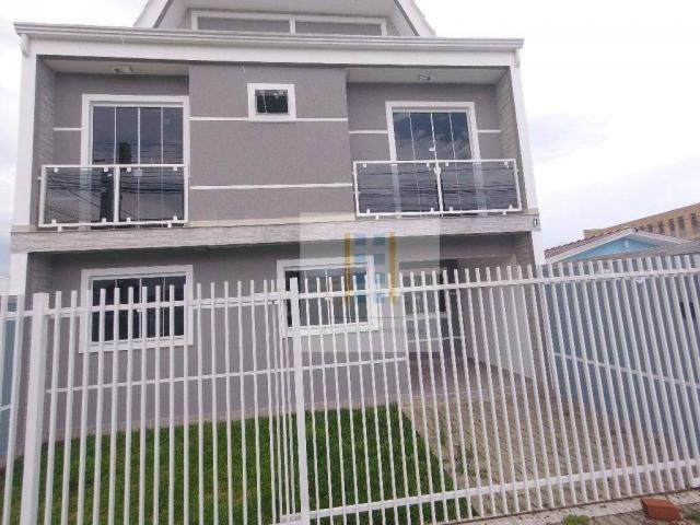 Sobrado residencial à venda, Sítio Cercado, Curitiba. - Foto 18