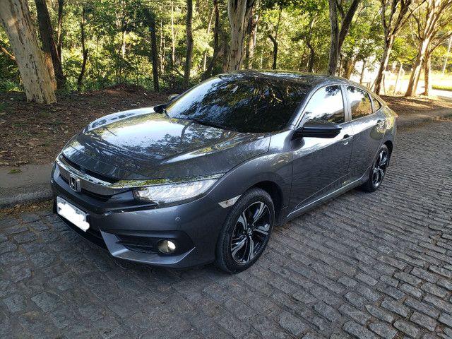 Honda Civic Sedan Touring Turbo 1.5
